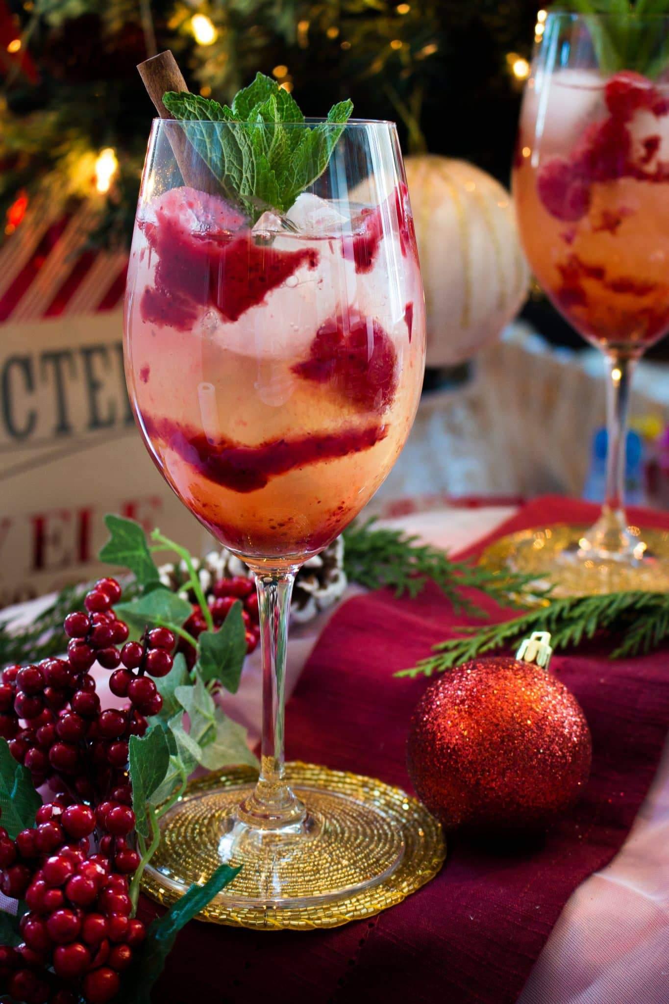 Christmas Sangria.Christmas Sangria Liquid Culture