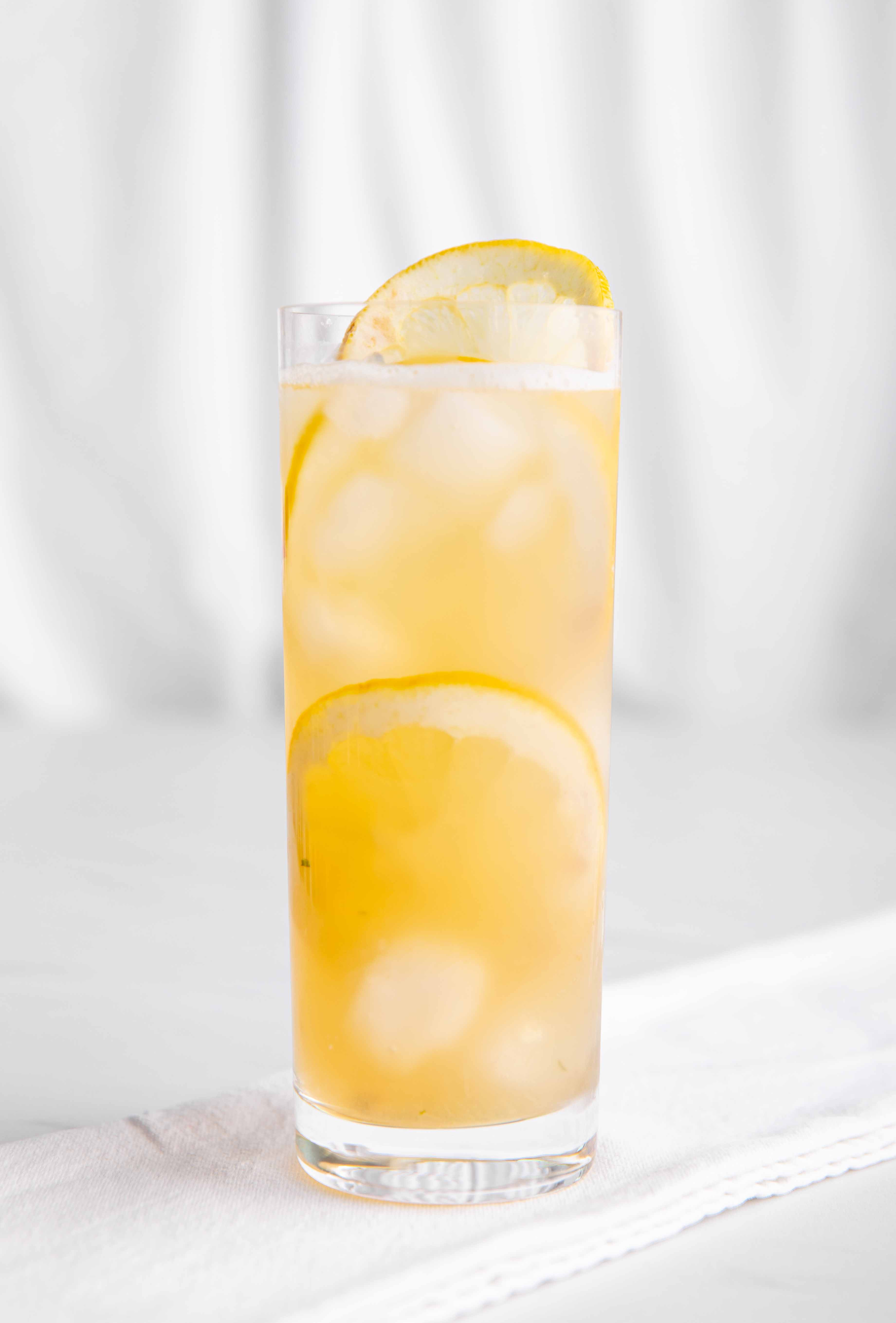 Morning Breakfast Lemonade – Earl Grey Lemonade
