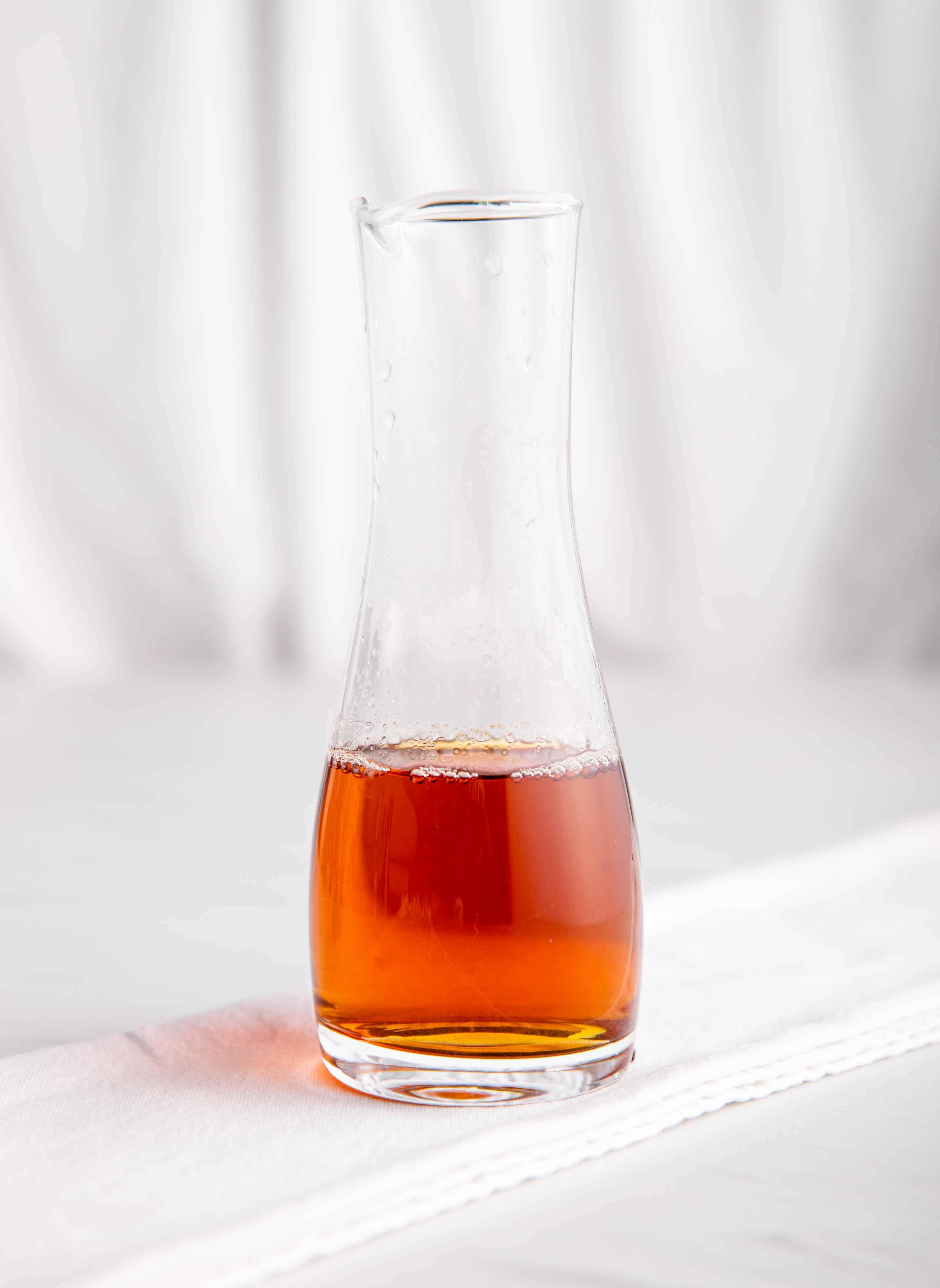 Earl Grey Syrup
