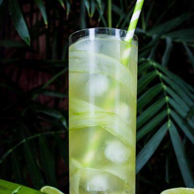 Celery Jalapeno Shrub