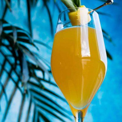 Mango Lime Shrub (1)
