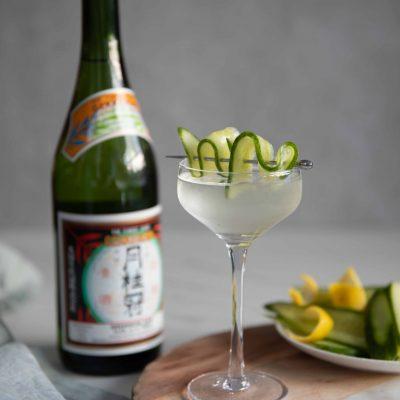 Sake Martini-2