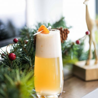 ginger pear mimosa-1